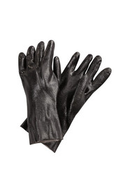 PVC glove with cotton lining #AL000884000