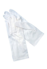 White Waiter's Glove #AL5312WH00M