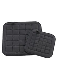 Neoprene Fabric Hot Pads, Ultigrips #ALUHP101000