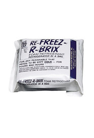 Refreezable Ice Pack for food transport, Ez-Chill #AL0B6180000