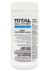 Hand Sanitizing Wipes Total Solutions #WH001448000