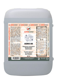 Aero 80 Biodegradable Motor Shampoo for Heavy Duty Equipment #AESOL8020LT