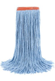 Rayon Wet Mop Narrow Band Blue #AG054024BLE