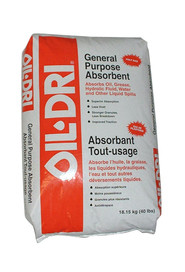 Absorbant tout usage en granule 40 lb #FA018002000