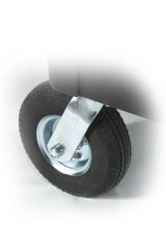 "16"" Pneumatic Tire for Platform Truck 9T06 #PR9T06L1000"