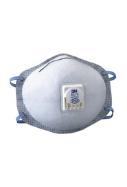 Particulate Respirator 8576 with Exhalation Valve P95 #SE008576000