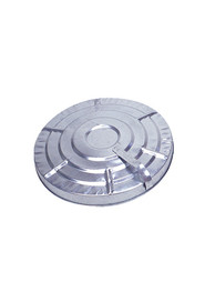 Galvanized Metal Dome Lid #WH12163L000