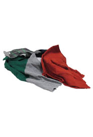 Coloured Unused Jersey Rag #WIJXC25C000