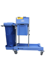 Versatile Janitorial Cart NPT 1606 #NA900675000