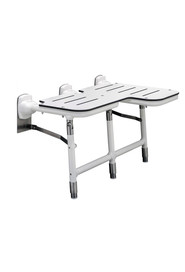 Bariatric Reversible Folding Shower Seat with Legs #BO918116L00