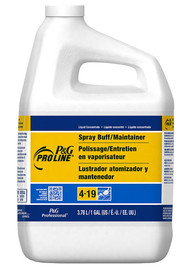 Multi-purpose, Ultra-High Speed #19 (UHS) floor finish restorer P&G Pro Line #PG417740000