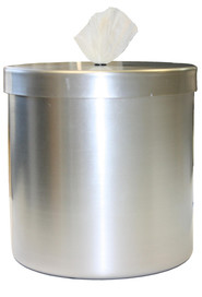 Certainty stainless steel table dispenser #IN00C9SSD00