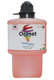 All-Purpose Neutral Cleaner ORANET for Twist & Mixx #LMTM2425HIG