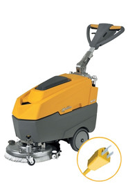 "Johnny Vac 15"" electric autoscrubber #JB00GHM38E00"