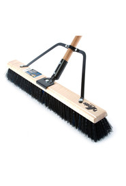 Contractor Power Sweep push broom - Medium #AG005524000