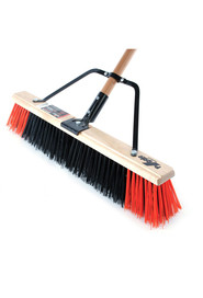 Contractor Power Sweep push broom - Rough #AG005624000