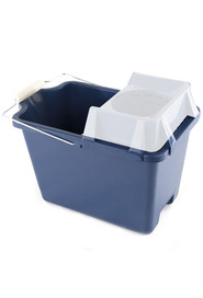 14 liters Rectangular Pail without Wringer #AG000802000