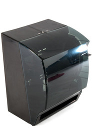 Push Lever Universal Rolled Paper Towel Dispenser #AG000HC0393