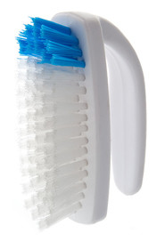Hand And Nail Brush with 4 inches handle #AG000122000