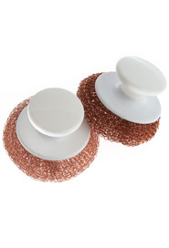 Copper Scouring Pads for Dish Cleaning #AG002360000