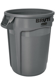 2643-60 Round Container 44 gal Brute from Rubbermaid #RB264360GRI