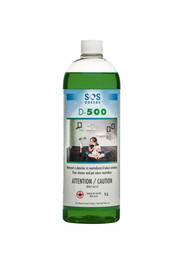 D-500 cleaner and odour neutralizer #SO00D500121