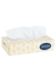 Surpass Facial Tissues 2 ply 125 sheets #KC021390000