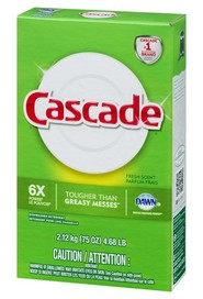 P&G Cascade Dishwashing Powder #PG448680000