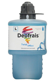 Fresh Scented Powerful Deodorizer Deofrais for Twist& Mixx #LMTM7111LOW