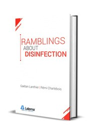 Livre Ramblings about Disinfection #LMLIVRE6000