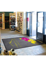 Jet-Print Entrance Mat with Customisable Logo #MTJE0305AENOI