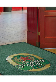 CROSS-OVER Entrance Mat with Customisable Logo #MTLG0304AEVER
