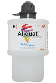 Disinfectant Sanitizer Aliquat for Twist & Mixx #LMTM6975HIG