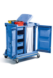 A-la-carte Cleaning Trolley NC 3000 #NA759131000