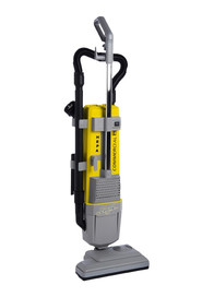 "JV14 - 14 "" Commercial Upright Vacuum - Two engines - Hepa Filter #JB00JV14000"