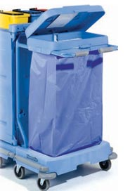 Mobile Single-Bag Waste Module #NA759123000