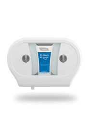 Tandem Jumbo Bath Tissue Dispenser, Double Roll #CC00C244000