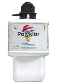 Chlorinated cleaner degreaser POLYKLÖR #LMTM9625PLW