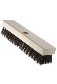 "Wooden Deck Brush 11"" #AG000322000"