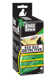 KnockDown Bed Bugs Detective Monitor & Trap #WH00KD60T00