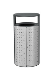 Waste Container Resist™ Shield 45 gals #RB200684100