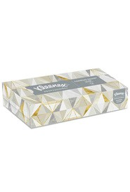 Kleenex Soft Facial Tissue 2 ply 125 sheets #KC021606000