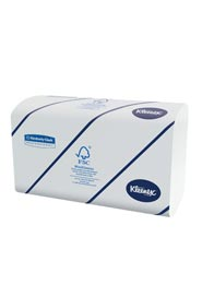 Kleenex Super Soft Papers Multifold Hand Towels White #KC028791000
