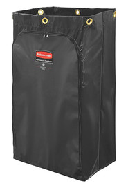 Executive 24 Gal Janitorial Cleaning Cart Vinyl Bag Traditional #RB019667200