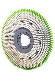 "17"" Polyscrub Brush for Nacecare Autoscrubber #NA606203000"