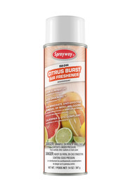 Citrus Burst Deodorizer and Air Freshener #SW002440000