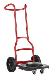 BRUTE Multi-Surface Dolly with Handle #RB199780100