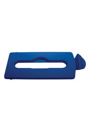 Paper Lid for Recycling Station Slim Jim #RB200789000