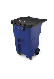 Brute Waste Rollout Containers with Casters 50 gal #RB197196100