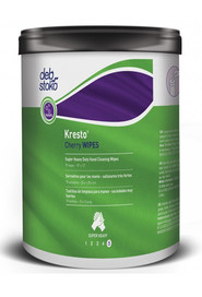 Kresto Cherry Super Heavy Duty Hand Cleansing Wipes #DB00KCW70W0